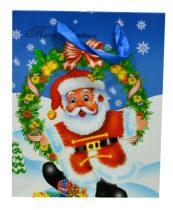 Karácsonyi ajándéktasak - 70220
