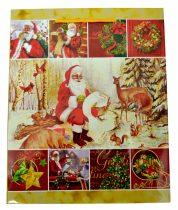 Karácsonyi ajándéktasak - 70939