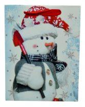 Karácsonyi ajándéktasak - 70945