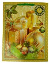 Karácsonyi ajándéktasak - 70947