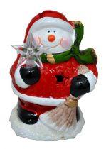 Karácsonyi figura, világító, ledes - 71073