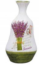 Váza Levendulás 23 cm - 71150