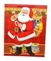 Karácsonyos papírtasak - 71423