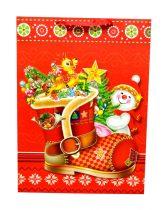 Karácsonyos papírtasak - 71425