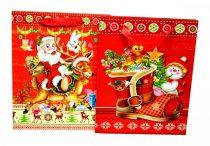 Karácsonyos papírtasak - 71426