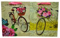 Papírtasak, biciklis - 71436