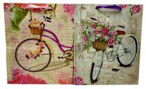 Papírtasak, biciklis - 71437
