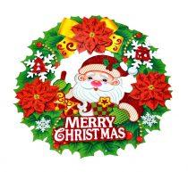 Karácsonyos fali matrica 40 x 40 - 71475