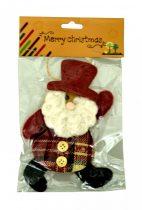 Karácsonyi figura zacskóban - 71486