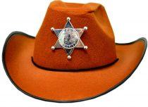 Sheriff kalap - 71608