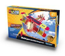 Robotime 3D fa puzzle - napelemes repülő - 81017