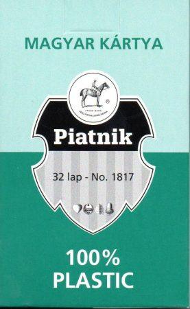 Piatnik magyar kártya, plasztik - 00300