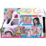 Barbie mentőautó - 00636