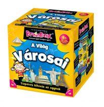 Brainbox, a világ városai - 00856