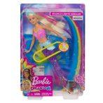 Barbie Dreamtopia világító sellő - 01003