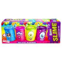 Scentos - illatos slime - 4 db-os csomag - 01085