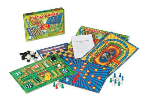 Familiy Games, 125 játék - 01149