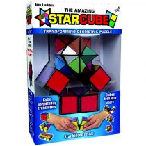 Rubik Star Cube logikai játék - 01167