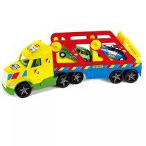 Monster Jam autó és Kinetic sand gyurma - 01217