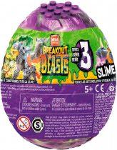 Mega Construx Breakout Beast slime meglepetés tojás - 01253