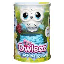 Owleez: interaktív bagoly, fehér - 01284