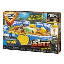 Monster Jam Dirt aréna játékszett - 01286