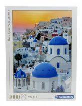Clementoni puzzle, Santorini, 1000 db - 01320
