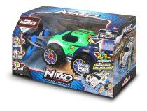Nikko Nano VaporizR 3 távirányítós autó, zöld - 01350