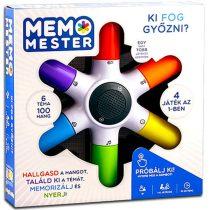 Memo Mester - társasjáték - 01391