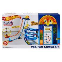 Hot Wheels Track Builder függőleges szuperpálya - 01401