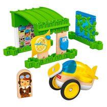 Wonder Makers hangár - kis építőszett - 01477
