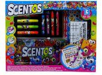Scentos Activity készlet - 13 darabos rajzszett - 01520
