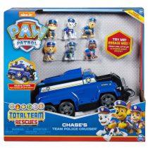 Mancs őrjárat Total Team Rescues közepes jármű - Chase - 01536
