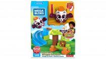 Mega Bloks Peek A Blocks kukucskockák kilövővel - 01561