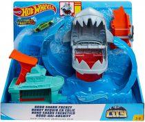 Hot Wheels City Robotcápa játékszett - 01571