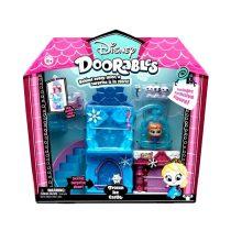 Disney Doorables tematikus szett - Aranyhaj és Jégvarázs - 01605