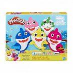 Play-Doh - Baby Shark - bébi cápa szett - 01661