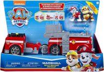 Mancs Őrjárat - átalakuló járművek - 2 az 1-ben szett - Chase és Marshall - 01679
