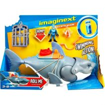 Imaginext - óriás cápa szett - 01785