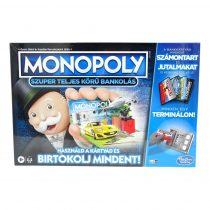 Monopoly - szuper teljes körű bankolás - 01824