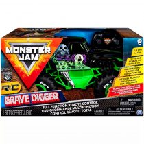 Monster Jam RC - 1:15 - Grave Digger - 01847