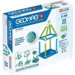 Geomag classic - greenline - 25 darabos építőkocka csomag - 01875