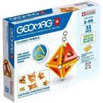 Geomag classic - panel - 35 darabos építőkocka csomag - 01877
