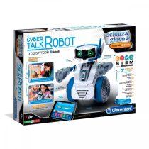 Cyber Talk Robot - beszélő robot interaktív játék - 01883
