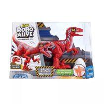 Robo Alive - raptor - interaktív dinoszaurusz játék - 01884
