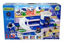Wader Kid Cars 3D - rendőrségi pálya - 01956