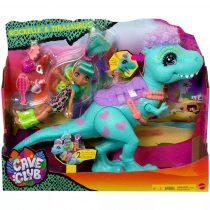 Cave Club szett - T-Rex babával - 01982