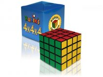 Rubik 4x4x4 kocka, kék dobozos - 01995