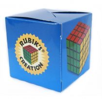 Rubik kocka, 3x3 papírdobozban - 02030