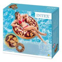 Úszókarika, mogyoró csokis fánk mintázat - 02112